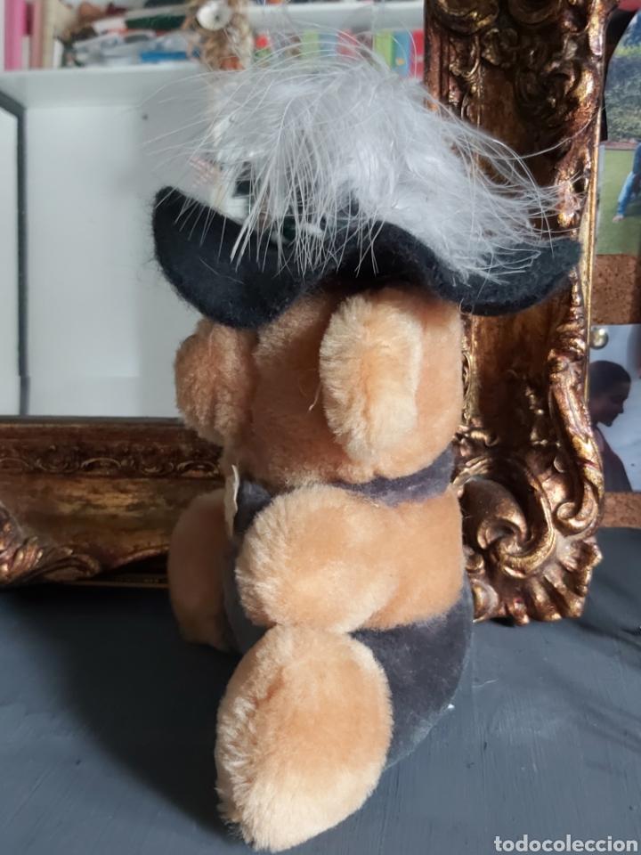 Juguetes Antiguos: Oso de peluche austriaco original. Vintage. - Foto 3 - 254735395