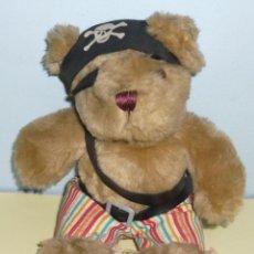 Juguetes Antiguos: OSITO FRANCIS EL PIRATA DE THE TEDDY BEARS COLLECTION. Lote 261610955