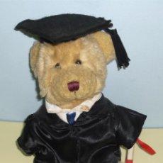 Juguetes Antiguos: OSITO HARALD EL LICENCIADO DE THE TEDDY BEARS COLLECTION. Lote 261611375