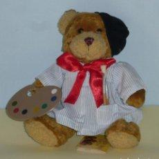 Juguetes Antiguos: OSITO PINTOR DE THE TEDDY BEARS COLLECTION. Lote 289510383