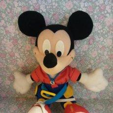 Brinquedos Antigos: BONITO Y DIVERTIDO MICKEY MOUSE DE PELUCHE/MUÑECO.. Lote 263632090