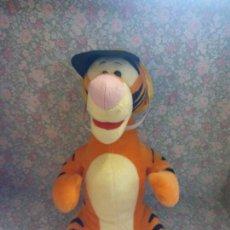 Brinquedos Antigos: BONITO Y DIVERTIDO TIGGER DE PELUCHE/MUÑECO. WINNIE POOH.. Lote 263633210