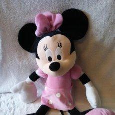 Brinquedos Antigos: BONITA Y DIVERTIDA MINNIE MOUSE DE PELUCHE/MUÑECO. MICKEY MOUSE. CITY CHIX. Lote 263637795