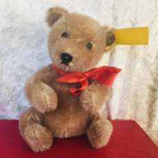 Jouets Anciens: OSITO STEIFF CON BOTÓN MOHAIR. Lote 266828399