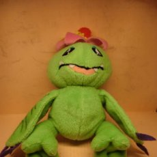 Juguetes Antiguos: PELUCHE DIGIMON PALMON 2000 PLAY BY PLAY. Lote 288036408
