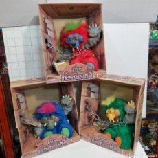 Brinquedos Antigos: LOS TEMBLORS DE VIR EN CAJA ORIGINAL NUNCA USADOS !!!UNICOS EN TODO COLECCION ,NO BOOTLEG. Lote 293197178