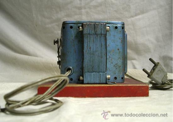 Juguetes antiguos Payá: Transformador de tren escala 0 de Payá, funciona. - Foto 4 - 27160116
