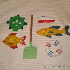 Juguetes antiguos Payá: JUEGO DE PLAYA DE PAYÁ, AÑOS 60. Lote 26497661