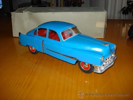 CADILLAC AUTO SEDAN PAYA ( 1905-1980 ) A ESTRENAR.. (Juguetes - Marcas Clásicas - Payá)
