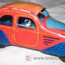 Juguetes antiguos Payá: COCHE TROQUELADO DE PAYA. Lote 22685359