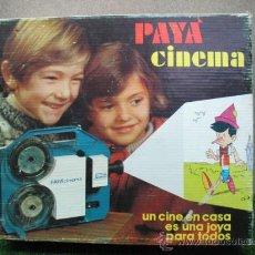 Juguetes antiguos Payá: (PAYA) RFE:4202-- CINEMA SUPER 8 -. Lote 21651310