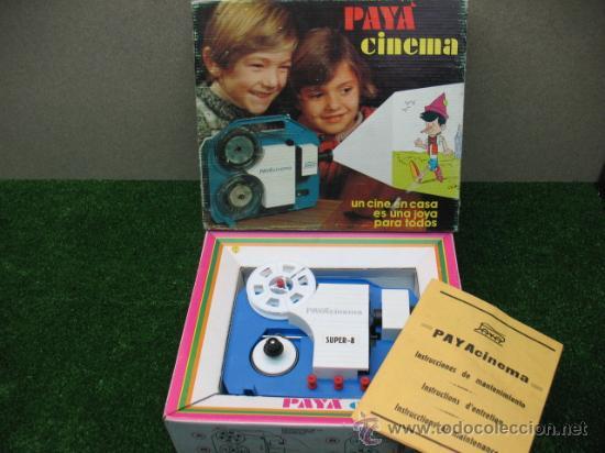 Juguetes antiguos Payá: (PAYA) Rfe:4202-- CINEMA SUPER 8 - - Foto 8 - 21651310