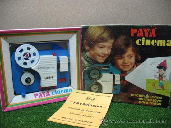 Juguetes antiguos Payá: (PAYA) Rfe:4202-- CINEMA SUPER 8 - - Foto 7 - 21651310