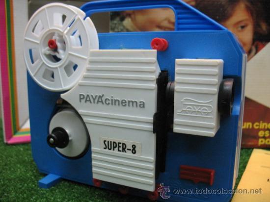 Juguetes antiguos Payá: (PAYA) Rfe:4202-- CINEMA SUPER 8 - - Foto 5 - 21651310