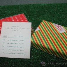 Juguetes antiguos Payá: (PAYA) CAJA DE PELICULAS Nº 5 REF: 727. Lote 23570982