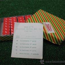 Juguetes antiguos Payá: (PAYA) CAJA DE PELICULAS Nº 11-. Lote 23574680