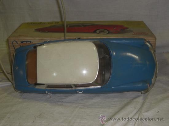 Juguetes antiguos Payá: Citroën DS 19. Fabricado por Paya. - Foto 14 - 26515716