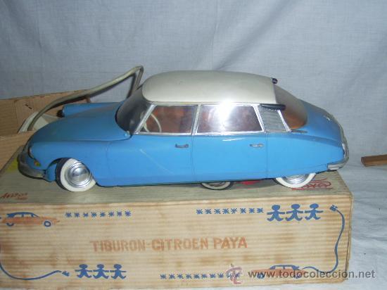 Juguetes antiguos Payá: Citroën DS 19. Fabricado por Paya. - Foto 2 - 26515716