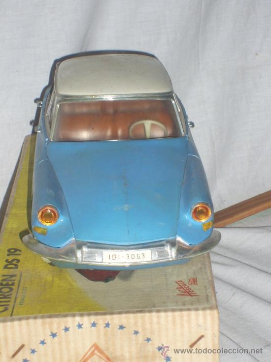 Juguetes antiguos Payá: Citroën DS 19. Fabricado por Paya. - Foto 4 - 26515716