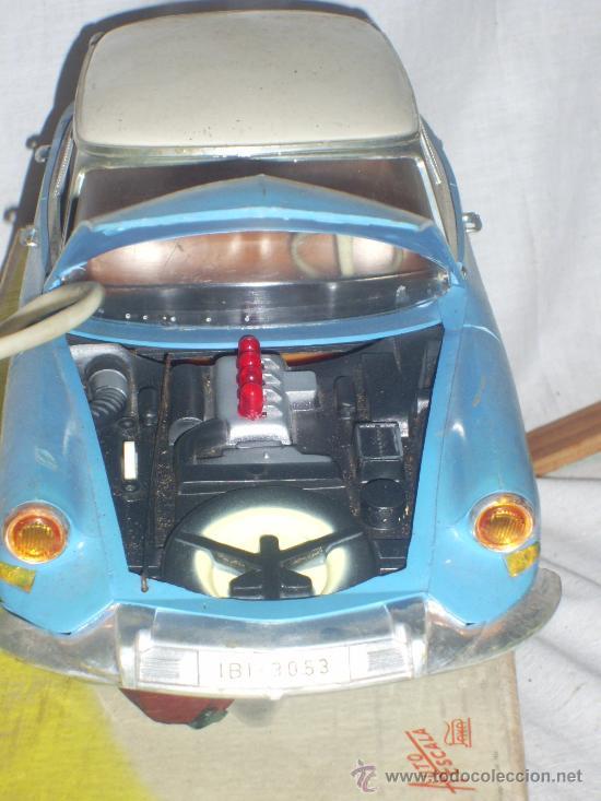 Juguetes antiguos Payá: Citroën DS 19. Fabricado por Paya. - Foto 6 - 26515716