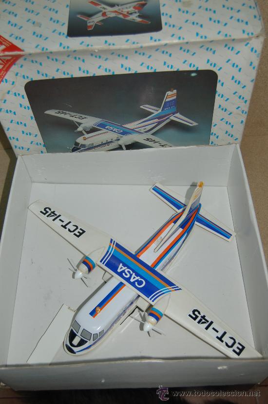 Juguetes antiguos Payá: avion de Paya - Foto 6 - 27029694