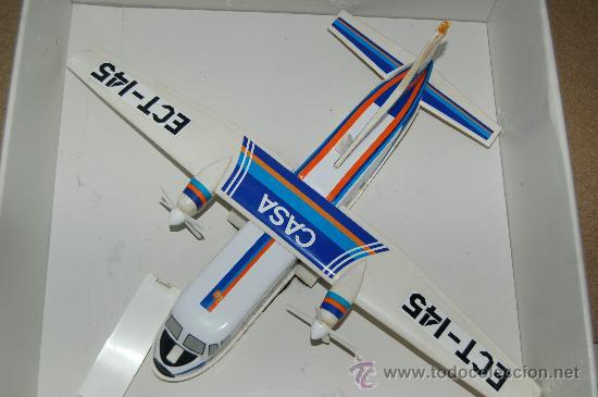 Juguetes antiguos Payá: avion de Paya - Foto 5 - 27029694