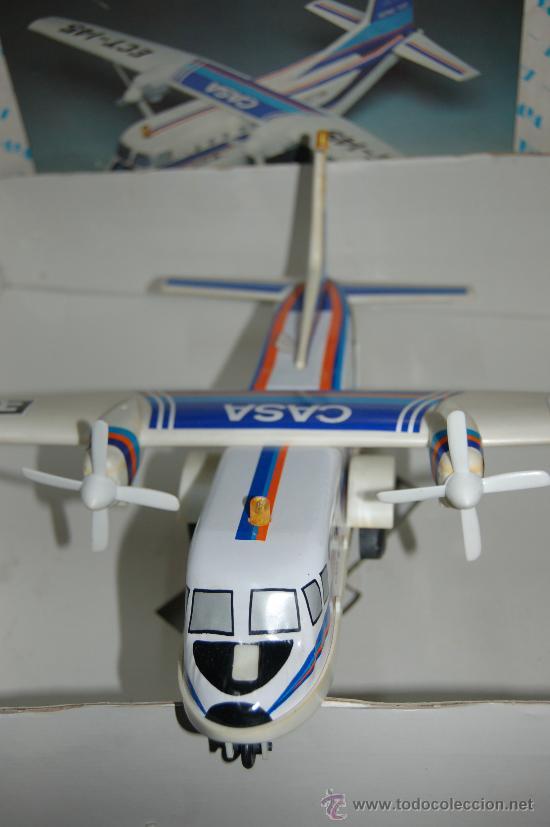 Juguetes antiguos Payá: avion de Paya - Foto 2 - 27029694