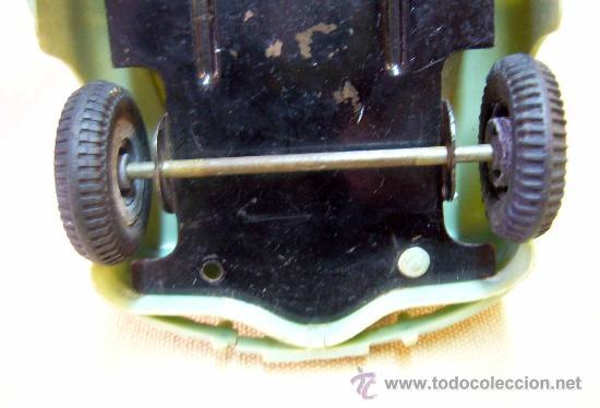 Juguetes antiguos Payá: COCHE DE PLASTICO, CON CHASIS METALICO, RENAULT 4 - 4, FABRICADO POR PAYA, 21 CM - Foto 16 - 31947810