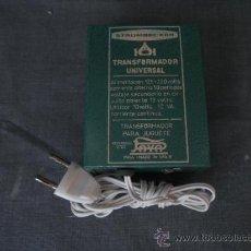 Altes Spielzeug Payá - PAYA TRANSFORMADOR STROMBECKER - 32955974