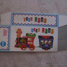 Altes Spielzeug Payá - CAJA VACIA TREN RANA DE PAYA. - 98870314