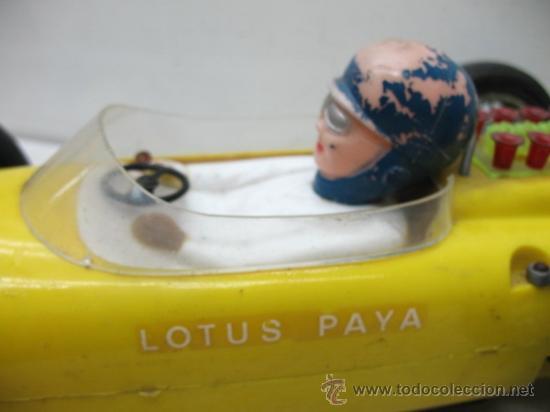 Juguetes antiguos Payá: Paya - Coche Lotus Paya 6 - Foto 5 - 34677588