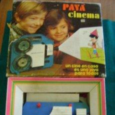 Juguetes antiguos Payá: PROYECTOR CINE PAYÁ CINEMA. Lote 35789838