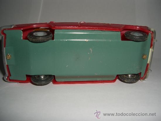 Juguetes antiguos Payá: SEAT 1400 C PAYA Ref.3758 nuevo a estrenar en caja, escala 1/32 - Foto 6 - 37068821