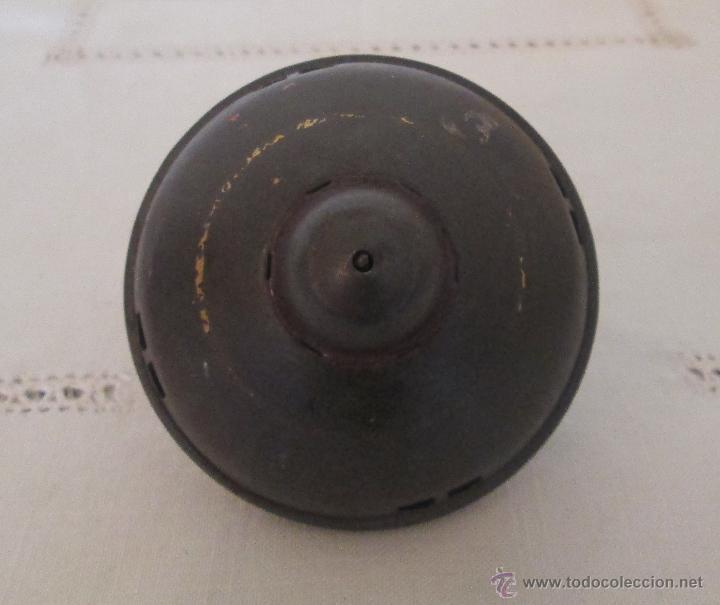 Juguetes antiguos Payá: Antigua peonza de Payá en hojalata - Foto 5 - 39503380