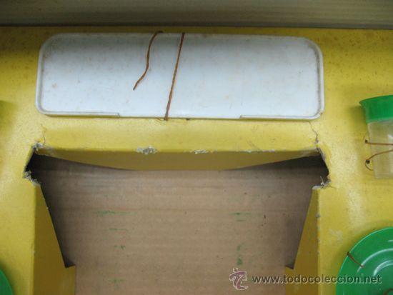 Juguetes antiguos Payá: Paya - Heladora nievita electrica con motor a pila - Foto 6 - 39834075