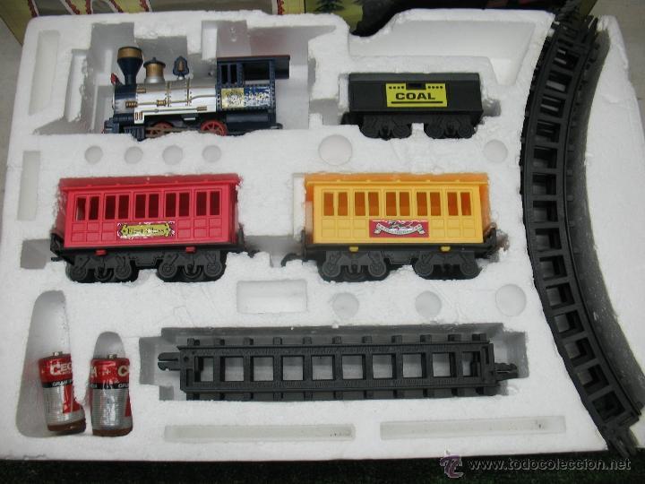 Juguetes antiguos Payá: Paya -tren electrico a pilas Renfe-0-0008 - Foto 5 - 40226951