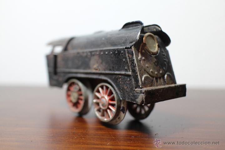 Juguetes antiguos Payá: Locomotora PAYÁ - Foto 2 - 40331868