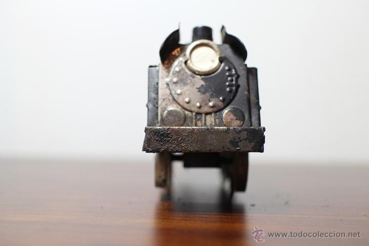 Juguetes antiguos Payá: Locomotora PAYÁ - Foto 3 - 40331868