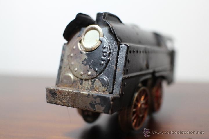 Juguetes antiguos Payá: Locomotora PAYÁ - Foto 4 - 40331868