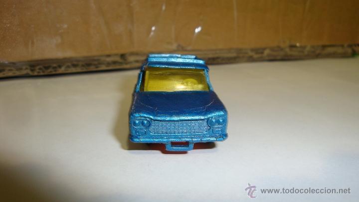 Juguetes antiguos Payá: Fiat 1500 de Payá internacional REF 2109 años 60 - Foto 2 - 40377140