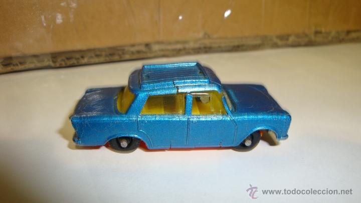 Juguetes antiguos Payá: Fiat 1500 de Payá internacional REF 2109 años 60 - Foto 3 - 40377140