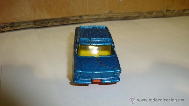 Juguetes antiguos Payá: Fiat 1500 de Payá internacional REF 2109 años 60 - Foto 4 - 40377140