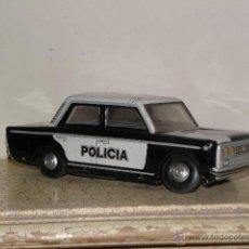 Juguetes antiguos Payá: COCHE DE POLICIA DE PAYA - SEAT FIAT 124 O 1430. Lote 40450350