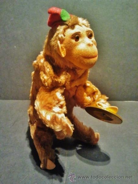 Juguetes antiguos Payá: Gracioso oso de peluche de cuerda de Payá. Funciona correctamente. - Foto 2 - 41700553