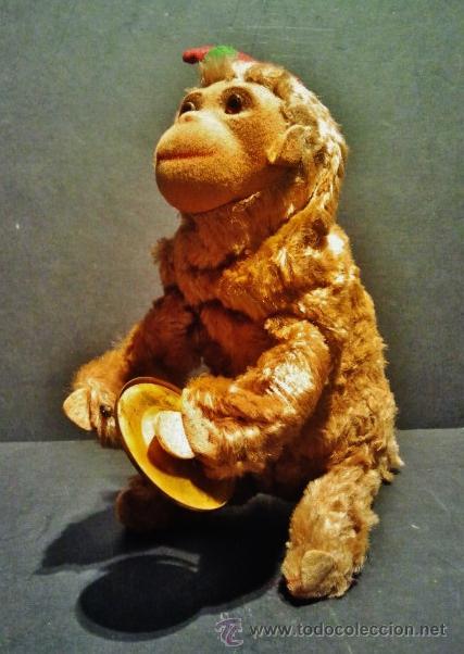Juguetes antiguos Payá: Gracioso oso de peluche de cuerda de Payá. Funciona correctamente. - Foto 3 - 41700553