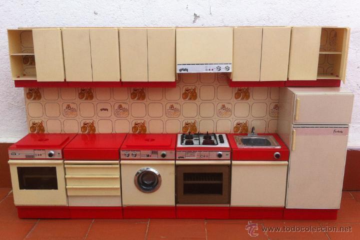 Cocina forlady de 6 modulos de pay ref 446 comprar for Cocina juguete segunda mano