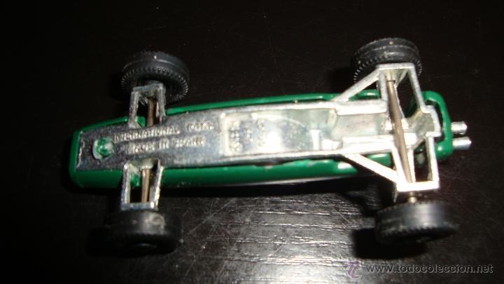 Juguetes antiguos Payá: Lotus F1 de Payá internacional REF 2102 años 60 Excelente - Foto 4 - 44777994