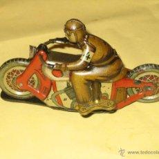 Juguetes antiguos Payá: ANTIGUA MOTO PAYA - VER FOTOS. Lote 45058114