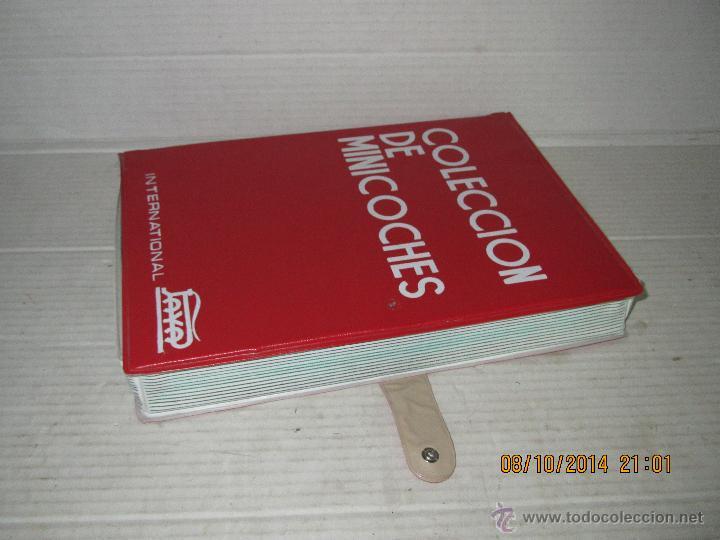 Juguetes antiguos Payá: Antiguo Maletín Vacio COLECCION DE MINICOCHES Escala 1/65 Aprox de PAYÁ INTERNATIONAL - Año 1960-70s - Foto 3 - 45618793