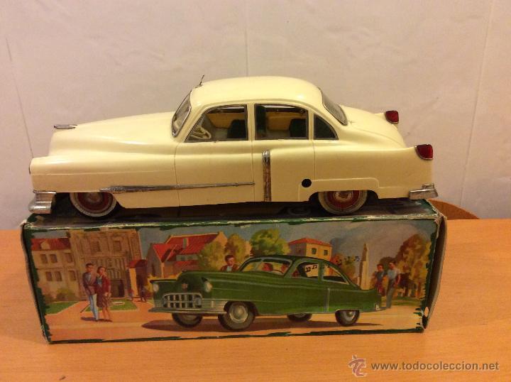 CADILLAC LT 61 PAYA NOVEDAD DE 1953 (Juguetes - Marcas Clásicas - Payá)